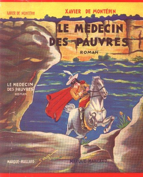 Le Médecin des Pauvres - Xavier de Montépin Medecin_01