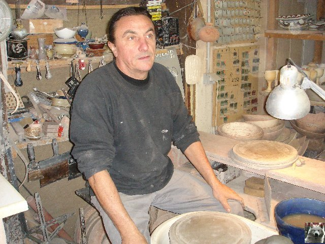 2006-12-12 : Bleu d'Enfer ou la Poterie Guibert à Lamoura (39) 0004