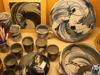 2006-12-12 : Bleu d'Enfer ou la Poterie Guibert à Lamoura (39) 0052