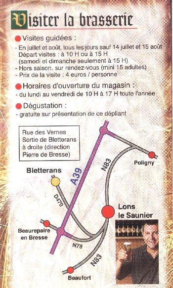 """La brasserie """"La Rouget de Lisle"""" Bletterans 0023"""