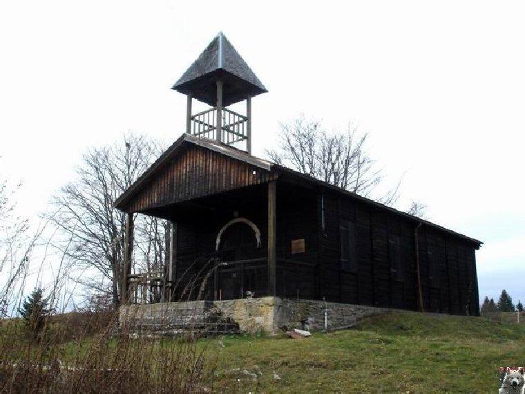 008 - Les Molunes (39) La chapelle de Cariche 0003