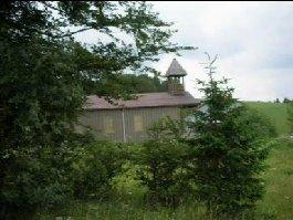 008 - Les Molunes (39) La chapelle de Cariche 0005