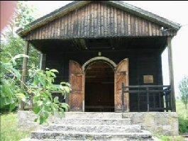 008 - Les Molunes (39) La chapelle de Cariche 0011