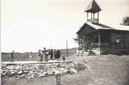 008 - Les Molunes (39) La chapelle de Cariche 0015