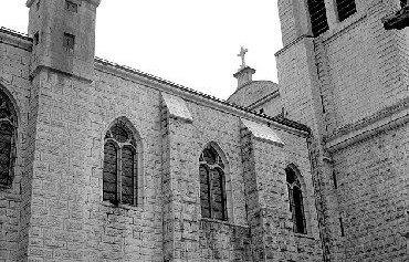 002 - St Claude (39) La cathédrale des Trois Apôtres (St Pierre, St Paul, St André) 0004b