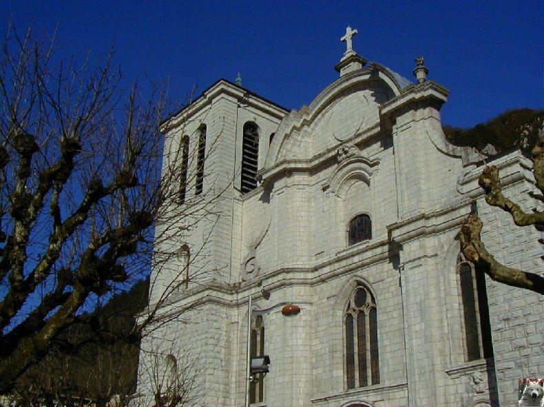 002 - St Claude (39) La cathédrale des Trois Apôtres (St Pierre, St Paul, St André) 0005
