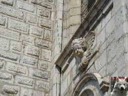 002 - St Claude (39) La cathédrale des Trois Apôtres (St Pierre, St Paul, St André) 0010