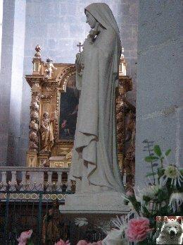 002 - St Claude (39) La cathédrale des Trois Apôtres (St Pierre, St Paul, St André) 0016