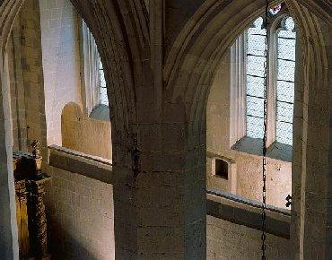 002 - St Claude (39) La cathédrale des Trois Apôtres (St Pierre, St Paul, St André) 0018