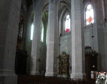002 - St Claude (39) La cathédrale des Trois Apôtres (St Pierre, St Paul, St André) 0019