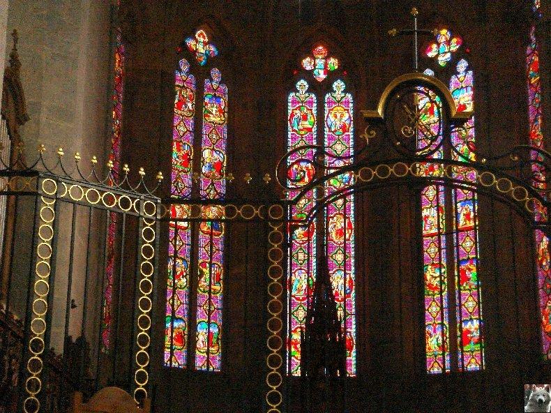 002 - St Claude (39) La cathédrale des Trois Apôtres (St Pierre, St Paul, St André) 0025