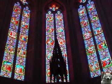 002 - St Claude (39) La cathédrale des Trois Apôtres (St Pierre, St Paul, St André) 0026