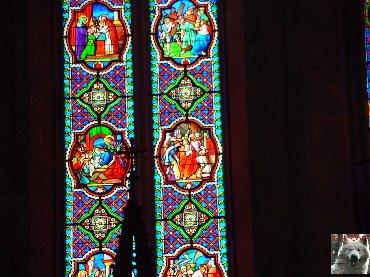 002 - St Claude (39) La cathédrale des Trois Apôtres (St Pierre, St Paul, St André) 0028
