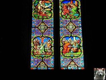 002 - St Claude (39) La cathédrale des Trois Apôtres (St Pierre, St Paul, St André) 0029