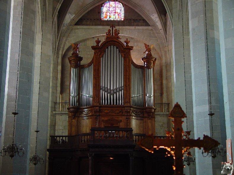 002 - St Claude (39) La cathédrale des Trois Apôtres (St Pierre, St Paul, St André) 0031