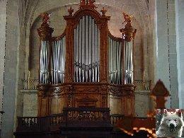 002 - St Claude (39) La cathédrale des Trois Apôtres (St Pierre, St Paul, St André) 0032