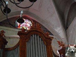 002 - St Claude (39) La cathédrale des Trois Apôtres (St Pierre, St Paul, St André) 0033