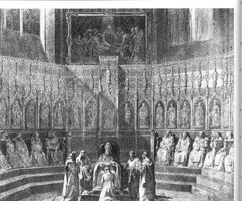 002 - St Claude (39) La cathédrale des Trois Apôtres (St Pierre, St Paul, St André) 0044