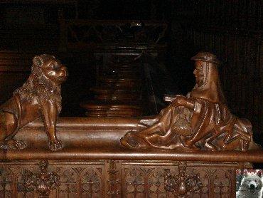 002 - St Claude (39) La cathédrale des Trois Apôtres (St Pierre, St Paul, St André) 0047