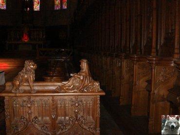 002 - St Claude (39) La cathédrale des Trois Apôtres (St Pierre, St Paul, St André) 0048