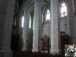 002 - St Claude (39) La cathédrale des Trois Apôtres (St Pierre, St Paul, St André) 0054