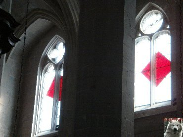 002 - St Claude (39) La cathédrale des Trois Apôtres (St Pierre, St Paul, St André) 0058
