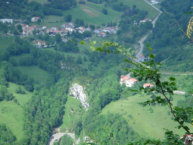 Le Belvédère de la Cernaise (39) 1 100 m d'altitude 0005