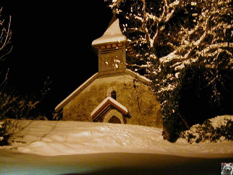 003 - Chaumont / St Claude (39) La chapelle 0003