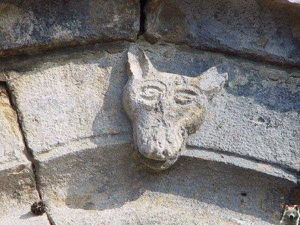 004 - St-Romain / Pratz (39) La chapelle de St-Romain de Roche 0008