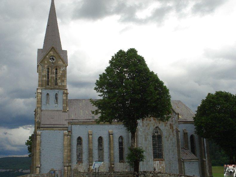 006 - Choux (39) l'église St Laurent 0011