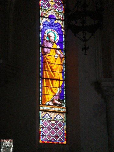006 - Choux (39) l'église St Laurent 0012