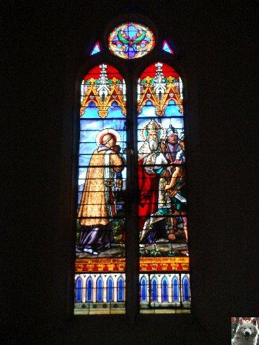 006 - Choux (39) l'église St Laurent 0013