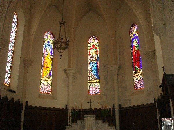006 - Choux (39) l'église St Laurent 0014