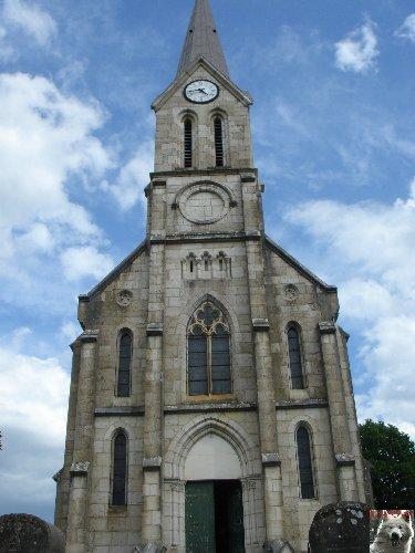 006 - Choux (39) l'église St Laurent 0015