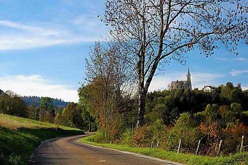 006 - Choux (39) l'église St Laurent 0016