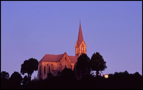 006 - Choux (39) l'église St Laurent 0017