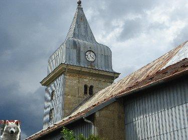 009 - Les Bouchoux (39) L'église de l'Assomption 0029