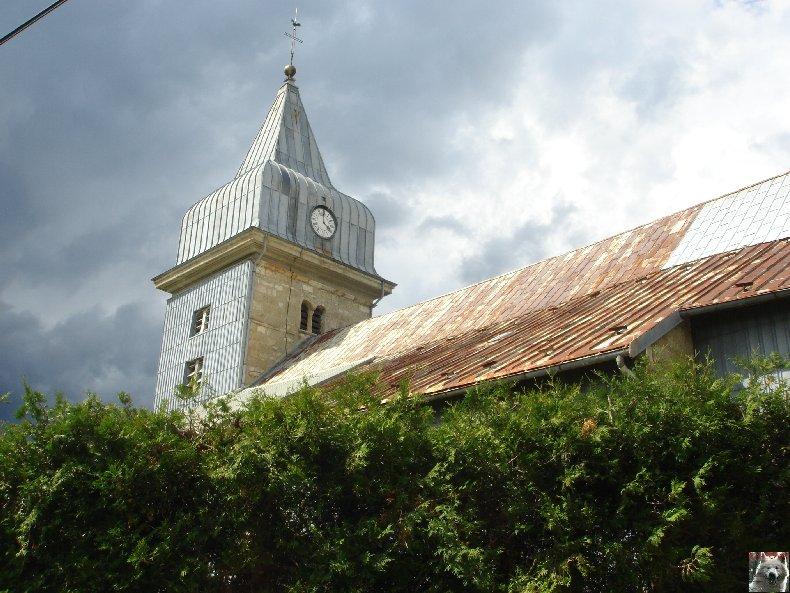 009 - Les Bouchoux (39) L'église de l'Assomption 0031