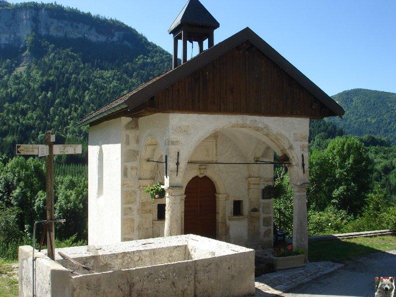 010 - Vaucluse / St Claude (39) La chapelle ND de Pitié 0037