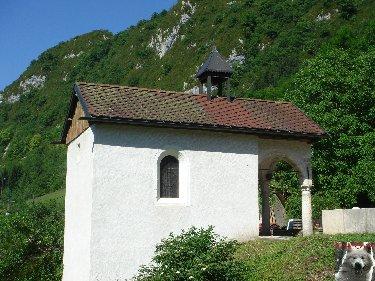 010 - Vaucluse / St Claude (39) La chapelle ND de Pitié 0039