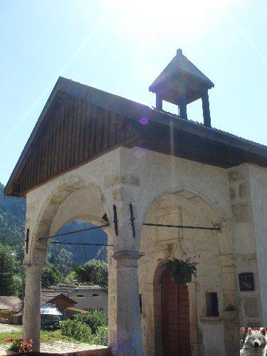 010 - Vaucluse / St Claude (39) La chapelle ND de Pitié 0044