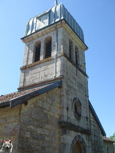 011 - Cinquétral / St-Claude (39) L'église 0047