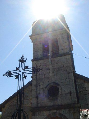 011 - Cinquétral / St-Claude (39) L'église 0048