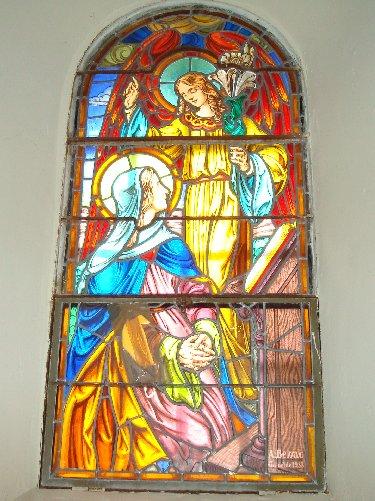 011 - Cinquétral / St-Claude (39) L'église 0050a