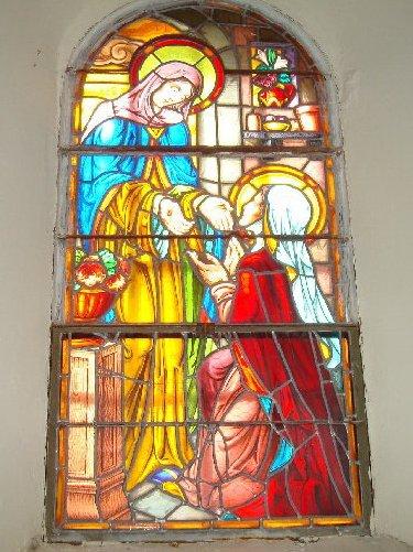 011 - Cinquétral / St-Claude (39) L'église 0050b