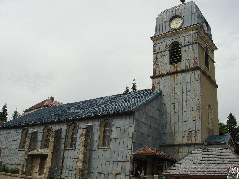 020 - La Pesse (39) L'église de l'Assomption 0055