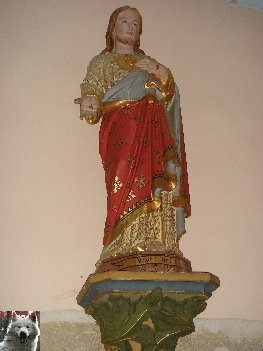 020 - La Pesse (39) L'église de l'Assomption 0058