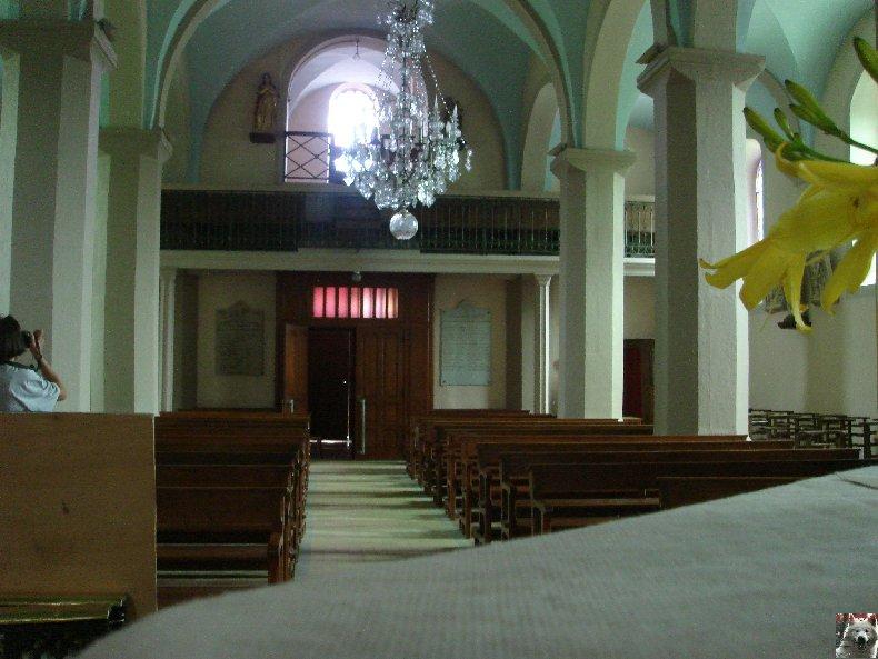 020 - La Pesse (39) L'église de l'Assomption 0062