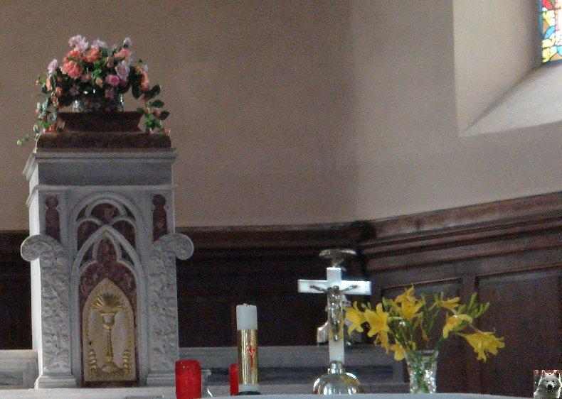 020 - La Pesse (39) L'église de l'Assomption 0063