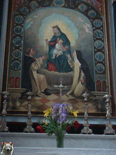 020 - La Pesse (39) L'église de l'Assomption 0064